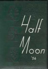 1956 Yearbook Cover