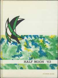 1963 Yearbook Cover